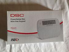 DSC NEO Power Series Proximity Wire Free Keypad Power G New Sealed in Box Hills