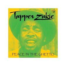 TAPPER ZUKIE - Peace In The Ghetto NEW CD £9.99