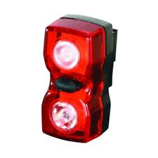 Serfas UTL-200 Bicycle TailLight-Red-USB Rechargeable-180 Degree-Bike Light-New
