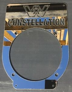 Stainless Steel Gear Shift Surround to suit Western Star - Constellation