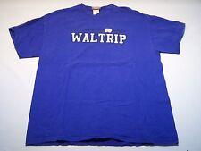 """Vintage Chase Authentic's """"Waltrip #55"""" T-shirt Men's Size XL"""