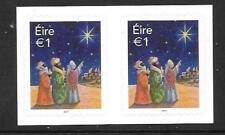IRELAND 2017 CHRISTMAS EXBOOKLET S/A  MNH