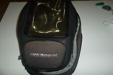 BMW Tank pack/bag Suits S1000 S1000RR Pre Owned No fittings