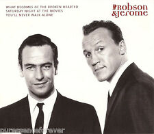 ROBSON & JEROME - What Becomes Of The Broken Hearted (UK 4 Tk CD Single)