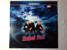 "SCOOTER Rebel yell 12"" GERMANY BILLY IDOL"