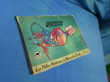 JEAN TRUBERT (BECASSINE) ROCOCO CONCIERGE DE ZOO EDITIONS IPC E.O. 1943