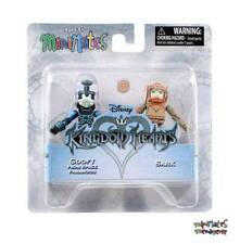 Kingdom Hearts Minimates Series 2 Space Paranoids Goofy & Sark