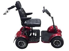 GOLF BUGGY ELECTRIC RED 2018 MODEL NEW