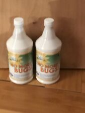 2 Naturally Green Products No More Bugs! 32oz
