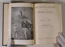The Naval History of the United States by Willis J. Abbot (1896,HC) Volume 1