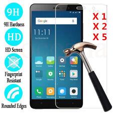 Lot Xiaomi Redmi Note 4 5A Premium Tempered Glass Screen Protector Guard Film