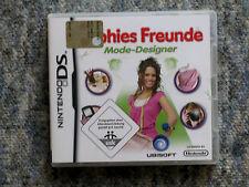 Sophies Freunde DIE MODE-DESIGNER  Nintendo DS wie NEU 4012160220989