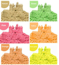 600g 6color Kinetic Magic Sand children DIY Indoor Play Safe Fun Non Toxic Toy