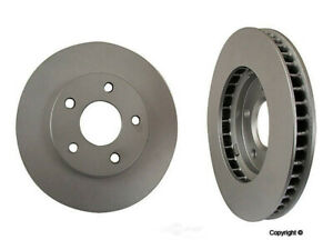 Disc Brake Rotor-Meyle Front WD Express 405 09073 500
