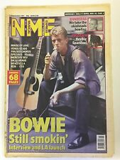 NEW MUSICAL EXPRESS NME MAGAZINE  14 SEPTEMBER 1991  DAVID BOWIE    LS