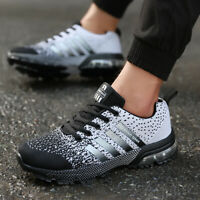 Size13 Men's Sneakers Ultra Lightweight Walking Tennis Athletic Running Shoes US