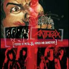 Anthrax - Fistful Of Metal/Armed and Dangerous [New CD]