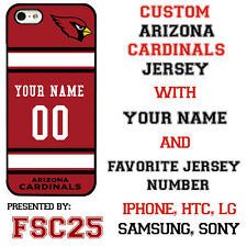 Arizona Cardinals Phone Case Cover for iPhone X 8 PLUS iPhone 7 6 5 ipod 6 etc.