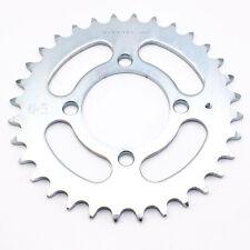 Almencla 420 75mm 43 Zahn Kettenrad F/ür 125 140 150 160cc Motorrad Dirt Bike
