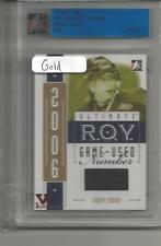 Sidney Crosby  ITG Ultimate Vault 1/1 on UM6 R O Y Number GOLD. Ruby Logo Reduce