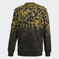 Adidas Originals Camouflage Men's Crew Sweatshirts CE2463