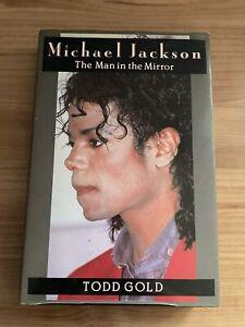 Michael Jackson Man in the mirror hardback book
