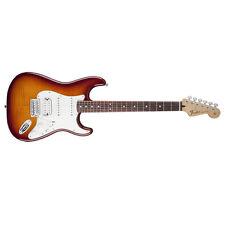 FENDER Standard Stratocaster HSS Plus Top Electric Guitar Rosewood Tobacco Sunbu