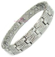 Magnetic Bracelet Power Therapy Bio Energy Health Arthritis Wristband