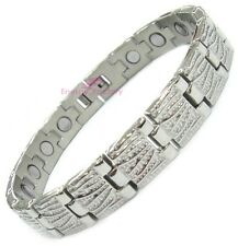Magnetic Bracelet Power Therapy Bio Energy Health Arthritis Wristband