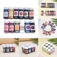 12 Bottles DIY Resin Pigment Art Craft Epoxy UV Resin Coloring Dye Colorant NEW