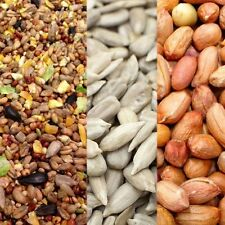 27.75kg *PREMIUM*  Wild Bird Mix / Sunflower Hearts / Peanuts *SEED SELECTION*