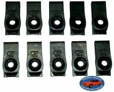 NOSR Chrysler Dodge Plymouth Body Fender Frame 1/4-20 Bolts U Clips J Nuts 10p C