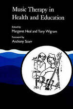 Music Therapy in Health and Education-ExLibrary