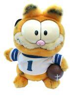 Dakin Garfield No 1 Football Player Cat Sport Plush Toy Jim Davis 1981 Vintage
