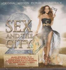Aaron Zigman - Sex And The City II (CD 2010) NEW/SEALED