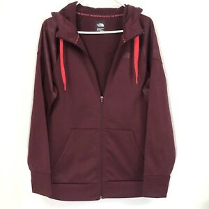 The North Face Womens XL Suprema Hoodie Full Zip Mountain Athletics