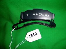 73-87 Chevy Truck Gear Shift Indicator Plate GM OEM 4 Speed Overdrive Automatic