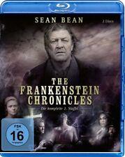 THE FRANKENSTEIN CHRONICLES - BEAN,SEAN/FOX,LAURENCE/+ 2 BLU-RAY NEU