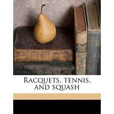 Raquetas, tenis, y squash Por