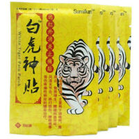 16pcs Tiger Balm Plaster Arthritis Pain Relief Patch Muscle Infrared Heating