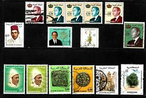 MOROCCO..LOVELY STAMPS