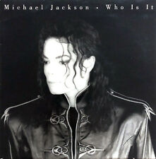 "Michael Jackson ‎7"" Who Is It - Europe (VG+/EX)"