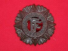 IRA/Fianna Fail 1939 Genuine Irish Volunteers Officers Cap Badge