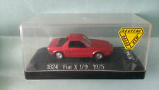 Solido 1:43 Fiat X 1/9 1975   n°1824  Très bon état en boite