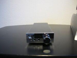 Lehmann Audio Linear D High End DAC mit Vorstufe + Kopfhörerverstärker chrom