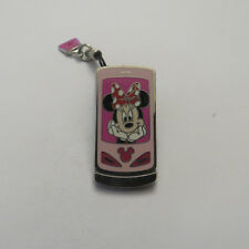 Disney Cell Phone Minnie Mouse Slider Pin