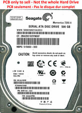 PCB 100565308 REV A - Seagate ST9500420AS - 9HV144-022 - 0006HPM1 - 7200.4 500Go