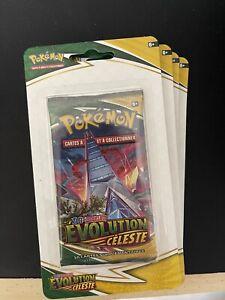 Booster Pokémon - EB07 EVOLUTION CELESTE - Neuf sous Blister - VF