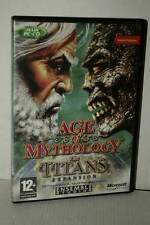 AGE OF MYTHOLOGY THE TITANS ESPANSIONE USATA PC CD ROM VERSIONE FRA GD1 51328