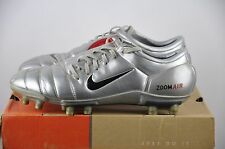 Nike Air Zoom Total 90 III FG Gr. 45 1/2 UK 10,5 Classic Boots Chrome soccer